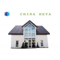 China Durable Prefabricated Modular Houses , Contemporary Manufactured Homes Villa Style on sale