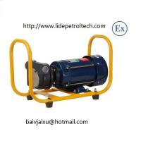 Buy cheap Explosion-proof Gasoline Transfer  pump kit product