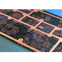 Buy cheap Immersion gold High TG Embedded components pcb smt , HDI PCB Board 4-Layer product
