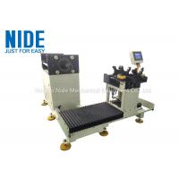 Buy cheap Sinlge Stator Coil Inserting Machine Horizontal Type For Deep Water Pump Motor from wholesalers