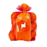 Fruit And Vegetable Mesh Netting Bags With Flat Bottom Easy To Load And Unload