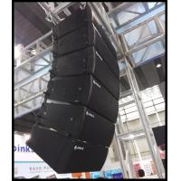 Buy cheap Mini Dual 6 Inch 280w Active / Passive Line Array Speaker Nighclub Sound System product