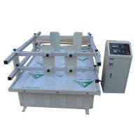 China 25.4 mm Amplitude 100 - 300 RPM Frequency Transport Vibration Test Equipment wholesale