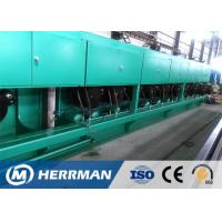 Horizontal Wire Drawing Equipment , Rod Breakdown Machine For Copper for sale