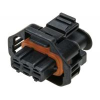 Buy cheap Housing Bosch Automotive Connectors 1 928 403 968 Easy Installation Black product