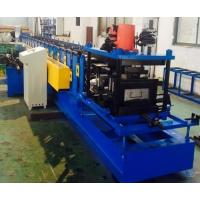 Buy cheap 1 Year Warranty Racking Box Beam Cold Forming Machine For Shelf , 75mm Shaft Diameter from wholesalers