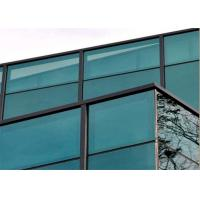 Buy cheap Hollow Structure Heat Insulating Glass , 3mm -  8mm Thickness Double Glazed Window Glass product