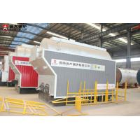 4Ton/H Wood Fired Steam Boiler Fire Wood Boiler For Plywood Factory