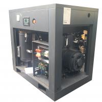 Buy cheap 15KW Air Cooling 20HP Industrial Air Compressor Direct Driven 2930 r/ Min Motor Speed from wholesalers