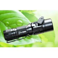 Buy cheap 850LM Cree Led Flashlight  IP65 3 Mode Rechargeable Led Flashlight product