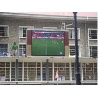 Buy cheap 12 Sport Wall Mounted Outdoor Full Color Led Display ,Epistar + silan Chip IP65 product