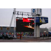 China High Intensity Led Video Wall Rental for Advertising P10 / P12 Aluminum structure frame on sale