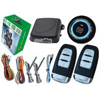Chip Rolling Code Protection Engine Immobilizer Vehicle Anti Theft System With Outside Learning Button