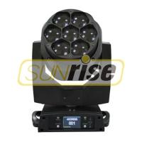 Buy cheap 15w Beam Mini LED Moving Head Light , Auto Running Rgbw Led Stage Lights product