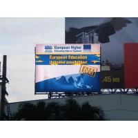 Buy cheap Multi Color Advertising LED Display Screen / Digital Outdoor LED Billboards product