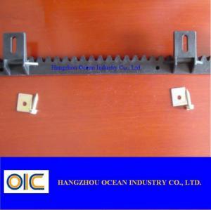 China Sliding Gear Racks M4 20X26X330 (Light type nylon gear rack) on sale