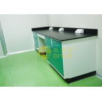 Buy cheap 1000 * 750mm Chemical Resistant Table Tops With Chemical / Heat Resistant product