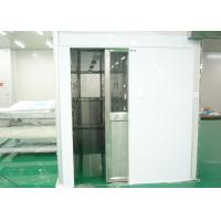 Buy cheap S SERIES Personnel Entry Cleanroom Air Shower With 22-25m/S Wind Speed product