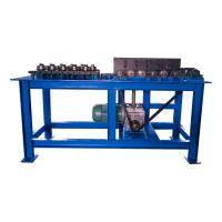 Buy cheap Multi Roll CNC Wire Bending Machine Iron Copper Roll Forming Machines from wholesalers