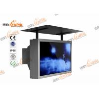 Buy cheap Sunlight Readable Outdoor Digital Advertising Screens High Brightness IP55 Double Sided product
