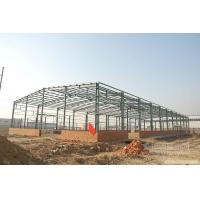 Buy cheap Prefabricated Light Steel Structure Workshop,light steel structure product
