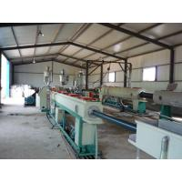 Buy cheap good quality plc control hdpe pe water pipe machine extrusion line production for sale from wholesalers