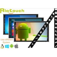 "Buy cheap Riotouch 50"", 55"", 65"", 70"", 84"" 10 monitor do tela táctil do diodo emissor de luz dos usuários 4K do manufactu de China product"