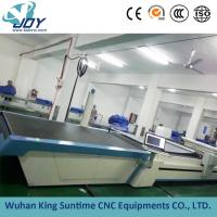 China Industrial knitted Fabric Cutting Machine wholesale