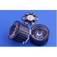 Buy cheap Narrow Beam Angle PMMA LED Optical lens for LED Torch Lightings product