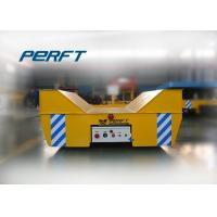 Buy cheap Heavy Duty Electric Transfer Cart On Rail For Special Occasion Handling from wholesalers