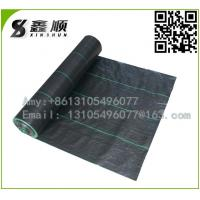 Buy cheap 2016 high quality PP woven ground cover /PP anti UV weed mat /weed barrier cover fabric product