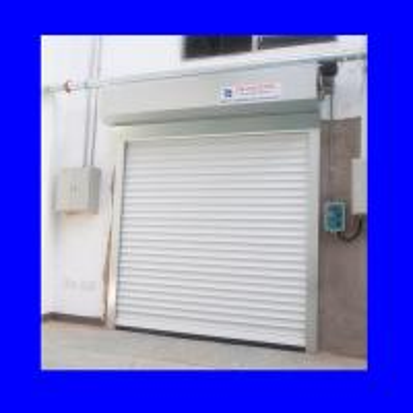 V exterior aluminum shutter white push button automatic
