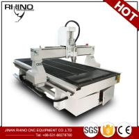 High Precision CNC Router Machine For Wood , Yaskawa Servo Motor Industrial CNC Router