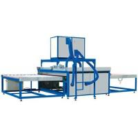 Buy cheap Washing And Drying Glass Processing Machines , Glass Cleaning Machine product