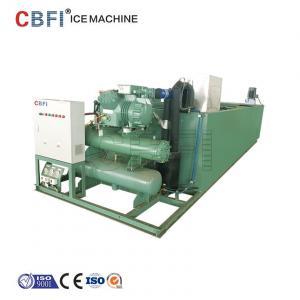 Fabricante popular de la máquina de hielo del bloque de hielo de la planta de Commerical que hace en África y Oriente Medio