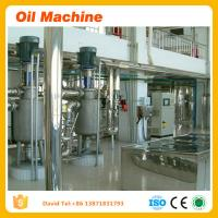 China Engineer available oversea service automatic palm oil/palm kernel oil processing machine on sale