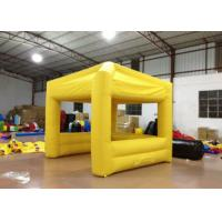 Buy cheap Sports Inflatable Party Tent Oxford material Festival Large Inflatable Tent Digital Printed for commercial show product