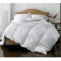 Buy cheap Polyester Fabric White Duck Feather downproof  Quilt , High Grade Light weight Comforter product