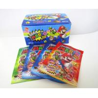China Super Mario CC Stick Candy With Lovely 3D Super Mario Pictures Toy Candy on sale