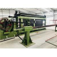 Buy cheap Industrial Gabion Production Line Double Twist Automatic Wire Mesh Welding Machine product
