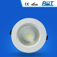 type of recessed ceiling light fixtures cri 80 led down light for