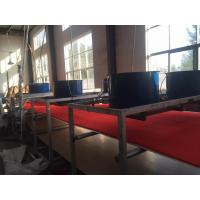 Buy cheap Door Cushion Coil Mat Making Machine 6 - 20mm Thickness And Custom Length product