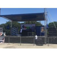 Buy cheap SMD3535 Outdoor P10 Full Color Waterproof Rental LED Display Screen, Cabinet from wholesalers