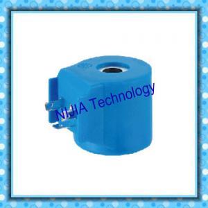China Bobine de vanne électromagnétique d'IP66 DIN43650A 30VA AC220V pour le ménage, Φ17 hauts 42.5mm wholesale