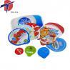 Buy cheap Food grade cup aluminum foil seals, heat sealing machine used aluminium foil from wholesalers