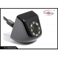 Buy cheap Bolt Mounting Night Vision Car Rear View Parking CameraWith 8 Led Lights product