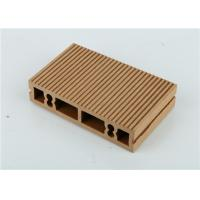 Buy cheap Fiber Plastic Wood Polymer Composite Siding , Outdoor Composite Wood Board product