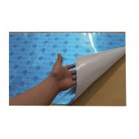 Buy cheap No Noise / Smell Butyl Rubber Sound Deadening , Car Sound Proof Light Weight product