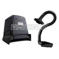 Buy cheap Lightweight Black ESD Desktop Fume Extractor , Solder Fume Extraction System product
