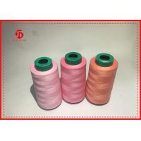 China Strong Polyester Plastic Core Spun Sewing Thread With Two For One Technical on sale